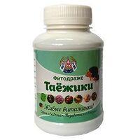 Фитодраже Таёжики живые витаминки для детей