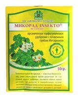 Метаризин удобрение органическое, торфогуминовое